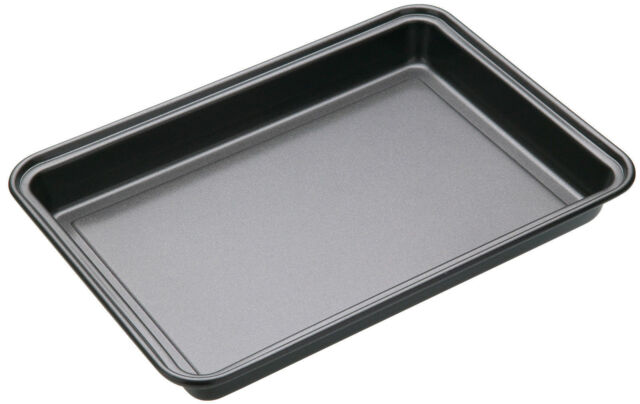 Kitchen Craft Master Class Non-Stick 27cm x 20cm x 3cm Brownie Bake Pan KCMCHB49