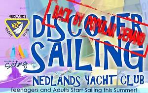 Get Active this Summer - Teens & Adults Start Sailing Courses 1&2 Nedlands Nedlands Area Preview