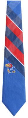 Mens College Kansas University Blue Jayhawks - Kansas Jayhawks Necktie