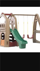 Looking for outdoor play set !