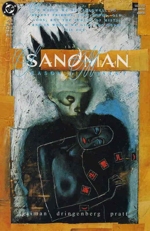 Sandman #28 VF/NM; DC | save on shipping - details inside