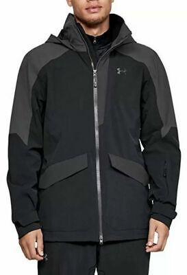 NEW Sz Medium M Under Armour OS Better Boundless 1315979 Ski Snowboard (Best Waterproof Windbreaker Jacket)