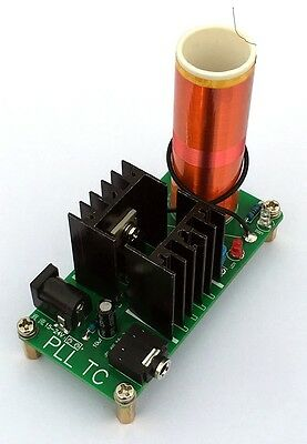 15w Mini Music Tesla Coil Plasma Speaker Tesla Wireless Transmission Diy Board