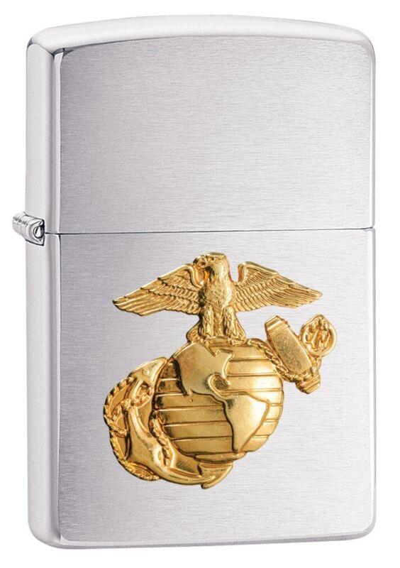 Zippo U.S. Marine Corps. Windproof Pocket Lighter, 280MAR