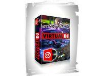 New!! Virtual DJ Pro Infinity 8.4  Infinity For Windows On A CD Rom £15.99!!!