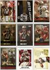 SAGE Matt Ryan Football Trading Cards Lot