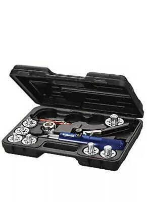 Mastercool 71600a Hydra Swage Kit 38 12 58 34 78 1 1 18