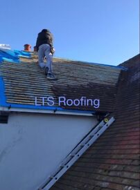 LTS Roofing - all aspects of roofing work