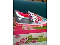 My little pony shoes new with tags size 12