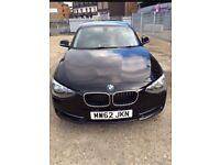 BMW 1 Series 116D SPORT BLACK MANUAL