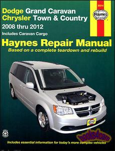 Haynes Repair Manual Dodge Caravan Ebay