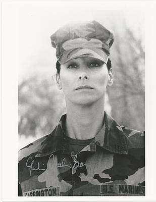 Julie Caitlin Brown signed photo