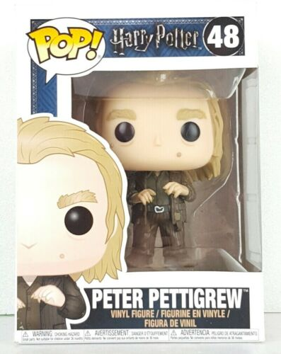 Funko - POP Harry Potter: Peter Pettigrew Brand New Fast Shi