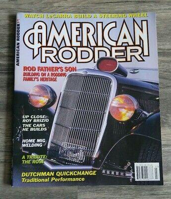 American Rodder  Magazine, Hot Rod,Rat Rod.Back Issue July. 2003 *EUC*