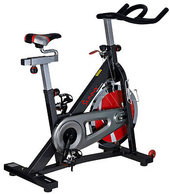 - Sunny Health & Fitness Heavy Duty Indoor Cycling Stationary Cycle Exercise Bike