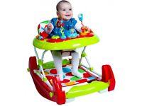Red Kite Baby Go Round Twist 2-in-1 Walker (baby walker)