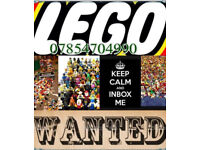 Lego wanted cash good prices payed