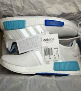 Adidas nmd blue glow Moorebank Liverpool Area Preview