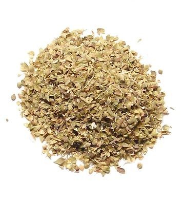Mediterranean Herb - Oregano, Greek/Mediterranean Type - 4 Ounces - Dried Bulk Herbs by Denver Spice®