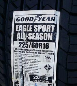 GOODYEAR Tire 225/60R 16 98V EAGLE SPORT All Season / Performance