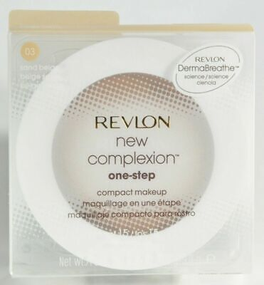 Revlon New Complexion One-Step Compact Makeup New Boxed - Choose Shade