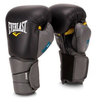 EVERLAST PROTEX 3 EverGEL BOXING GLOVES! 14oz! HOOK & LOOP! FACTORY SEALED NEW!!