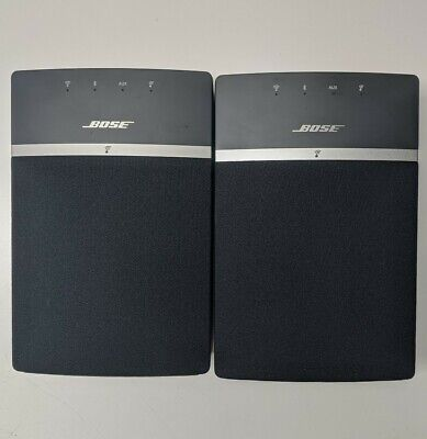 Bose SoundTouch 10 Wireless Starter Pack 2 Speakers