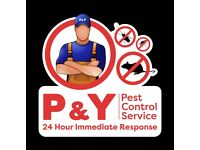 Pest Control From £40 Mice Rat Bedbugs Cockroaches Immediate Respond time anywhere in London 2 hour