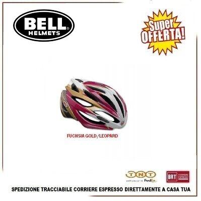 Casco Bici Bell Array Ciclismo Mtb Corsa Bicicletta Strada Misura S 51-55