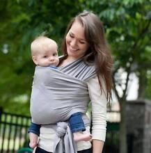 Infant Baby Wrap Bag Cradle Pouch Sling Carrier Bag Ashfield Ashfield Area Preview