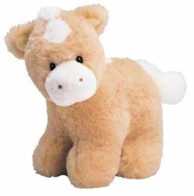 """Baby Gund Little Squeaks Horse Nipper Plush Small Squeaker Toy, 7.5"""""""