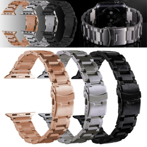 18 20 22 24mm Stainless Steel Band Replace Bracelet For Foss
