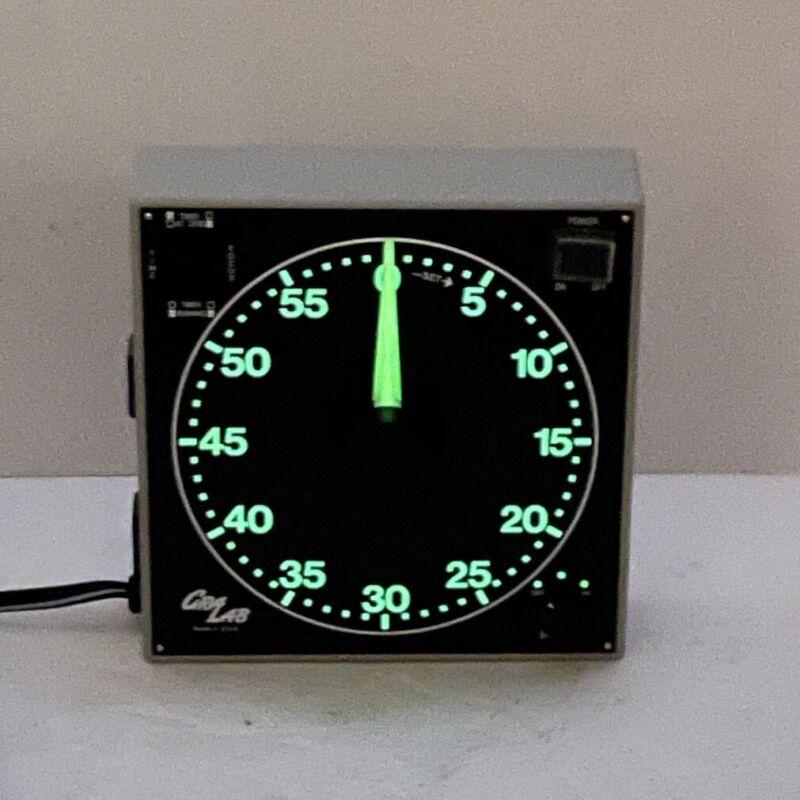 NOS GraLab 300 Darkroom Portable Timer 60 Minute Gra Lab