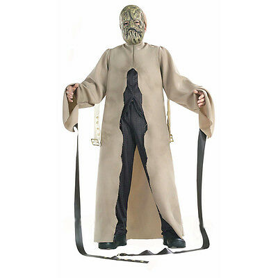 Batman Begins Scarecrow Deluxe Child Costume Rubies (Scarecrow Batman Begins Kostüm)