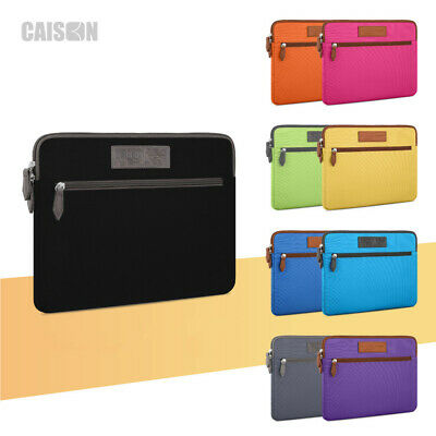 Laptop Sleeve Case Bag For11/12/13.3/14/15.6''MacBook Ipad Pro Air Ultrabook