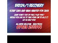 Recovery 24/7 brd £30