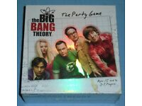 'The Big Bang Theory' Card Game (new)