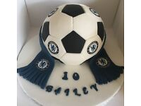 Cakes for your occasion. Registered & insured home baker.
