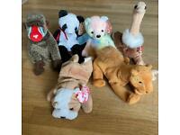 ty beanie cuddly toys