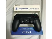PS4 DualShock Wireless Controller - Black