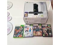 Xbox 360 & kinect 250 GB