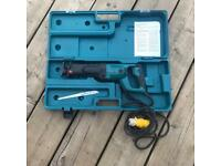 Makita Reciprocator 110v