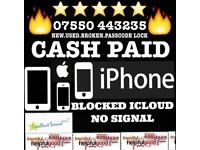 Cash Paid iPhone X 8 Plus 8 7 7 Plus 6s Plus Samsung s9 plus s9 s8 s8 Plus s7 note 8 New Used faulty