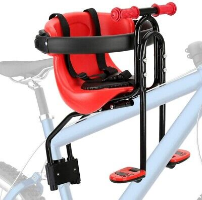 Bicycle Seat Kids Baby Safety Security Bike Chair Carrier Seat Saddle Outdoor US