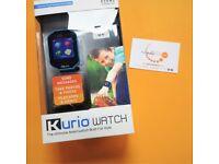 Kurio Kid's Smart Watch (Blue)