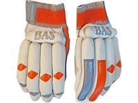 BAS Vampire Megalite Cricket Batting Gloves Left Hand Batting Gloves Adult Size