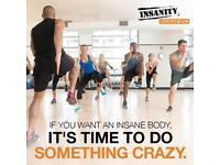 Insanity Live Class Endon