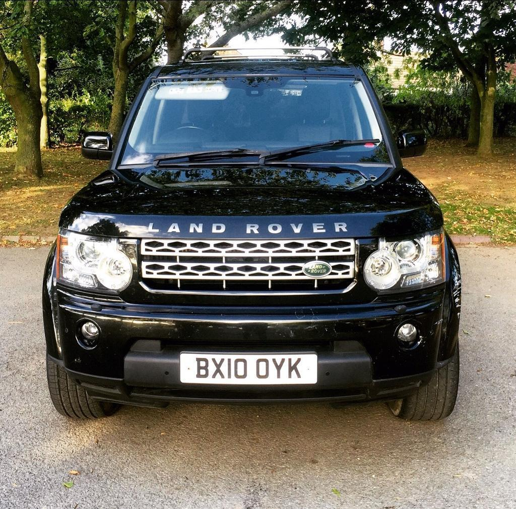 2012 Land Rover Discovery 4 For Sale: 2010 10 LAND ROVER DISCOVERY 4 3.0 TDV6 XS
