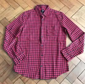 Men's checked River Island Casual Shirt Size Medium