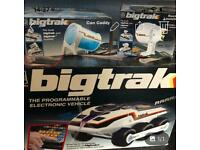 Big track boxed with accessories